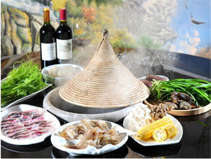 石器食代蒸汽石锅鱼加盟