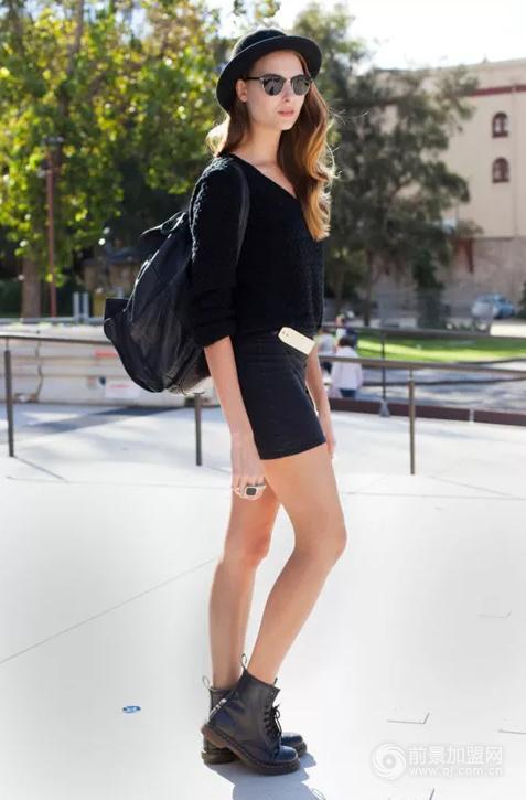 迪欧摩尼时尚短靴,给你想要的时髦