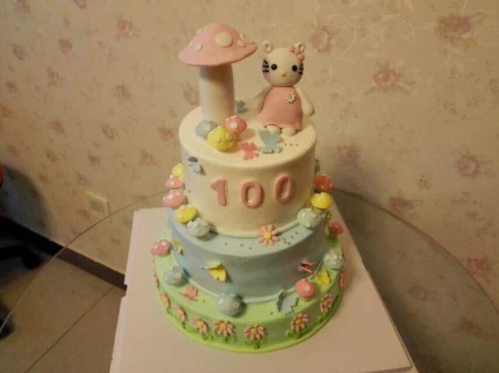 哈尼弗莱翻糖蛋糕加盟