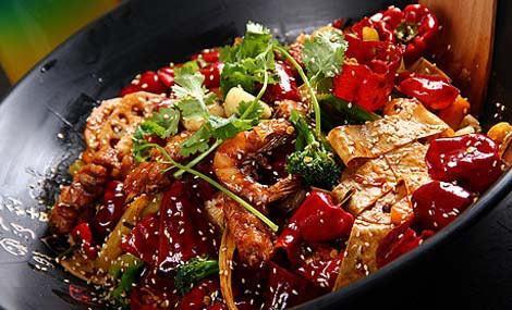 麻辣意境香锅烤鱼