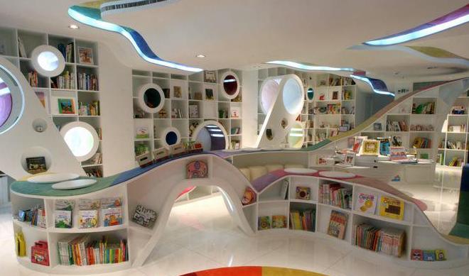 蒲蒲兰绘本书店