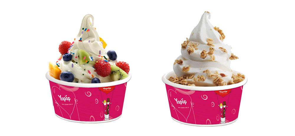 Yopop冷冻酸奶