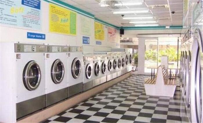 邦洁洗衣加盟