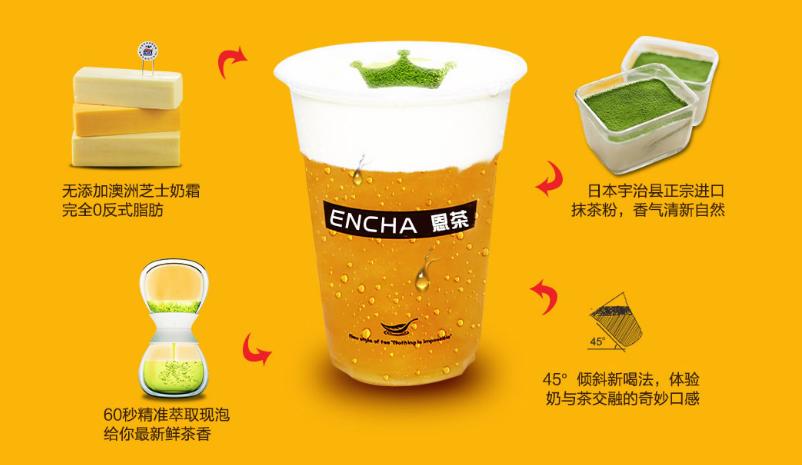 恩茶饮品加盟
