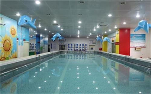 上海博世宝婴儿游泳馆加盟