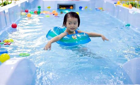 好孩子婴幼儿游泳馆加盟