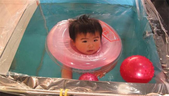 壮壮婴儿游泳加盟