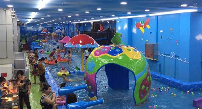 吉姆考拉儿童水上乐园加盟