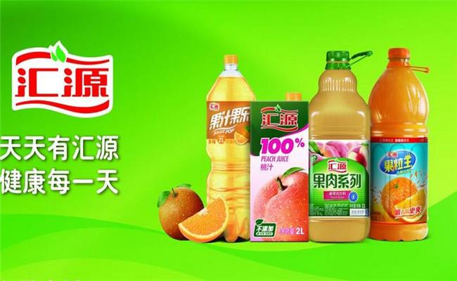 汇源果汁加盟