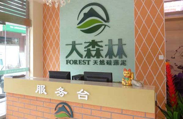 大森林硅藻泥加盟