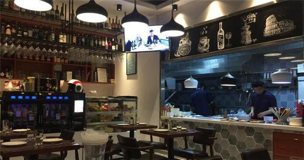 大红虾意大利餐厅加盟