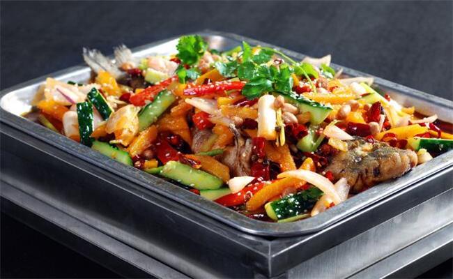 韓魚客烤魚加盟