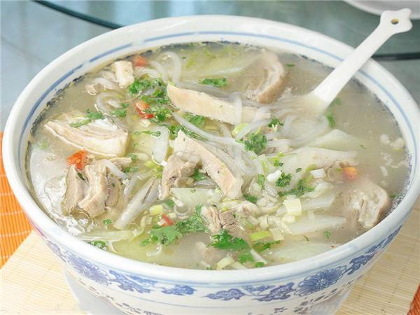 合馨园羊肉汤加盟流程