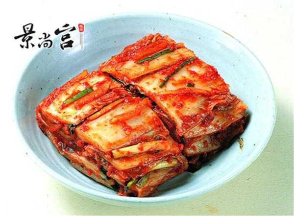 景尚宫韩式料理加盟详情