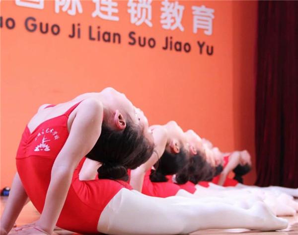 千之菩苗舞蹈培训加盟优势