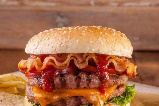 好多肉汉堡支持