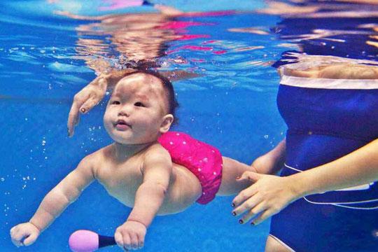海娃娃婴儿游泳馆加盟优势