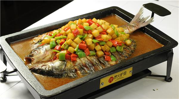 馋火鲈鱼加盟