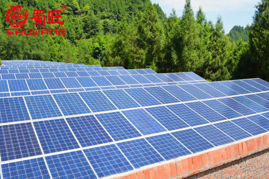 蜀旺太阳能加盟流程