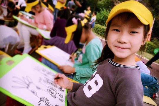 東方繪國際少兒美術教育加盟詳情