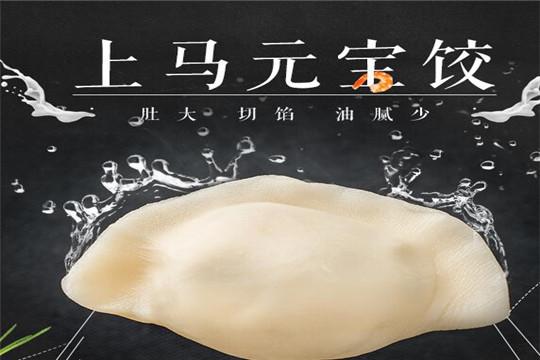 上马水饺加盟优势