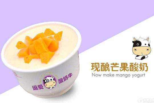 逗爱酸奶牛加盟条件
