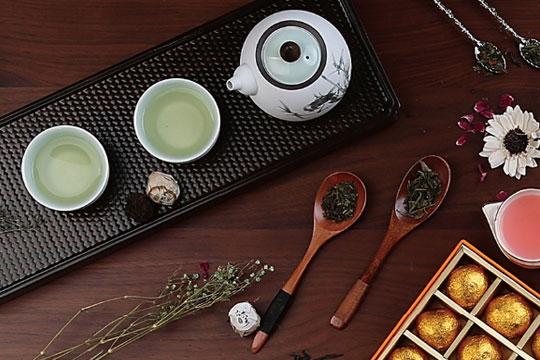 束氏茶界加盟品牌优势