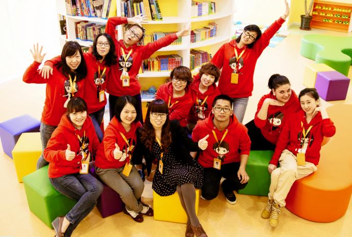 励步国际儿童英语加盟