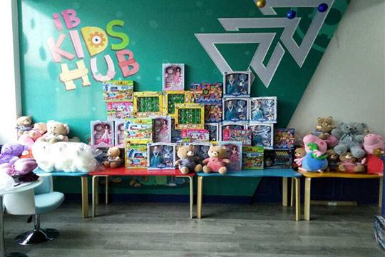 iB kids艾比岛国际儿童教育加盟店
