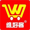 维好客连锁便利店logo