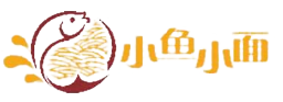 小鱼小面logo