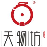 天物坊陶艺logo