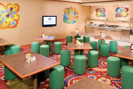 儿童亲子餐厅加盟详情