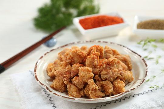 吉健炸香鸡加盟