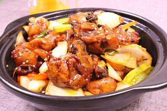 好福威黄焖鸡加盟详情