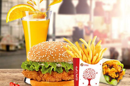 快樂星漢堡加盟條件