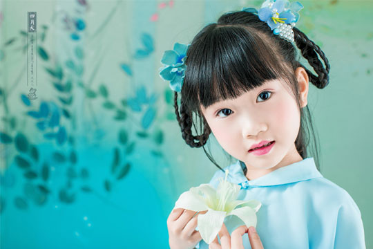 凤绫儿中国风儿童摄影加盟流程