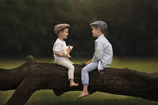 爱儿美儿童摄影加盟支持