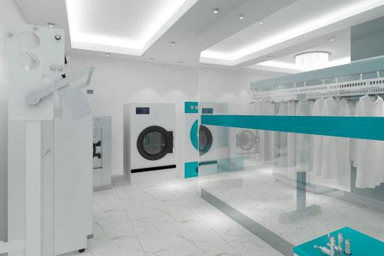 凯特林洗衣加盟流程