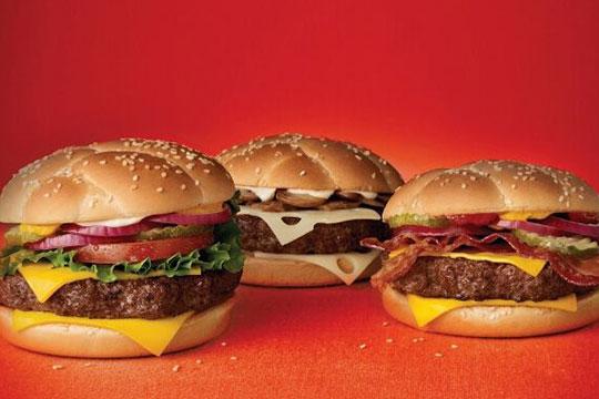 大笨钟汉堡产品图