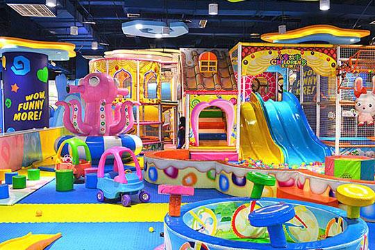儿童故事游乐园产品展示图