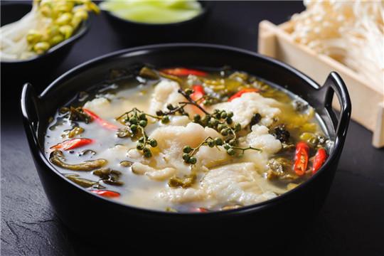 鱼面之恋酸菜鱼加盟产品图