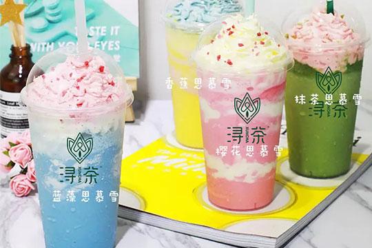 潯茶加盟產品圖