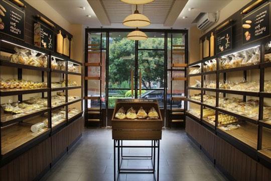 麦卡优娜面包房加盟