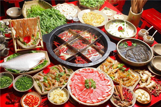 巫山烤鱼鸡公煲火锅加盟产品