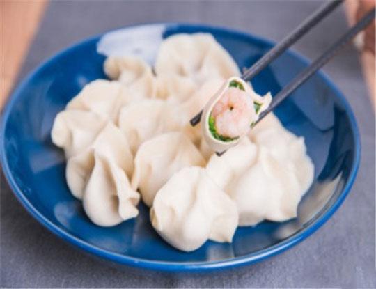 粒夏水饺加盟菜品图
