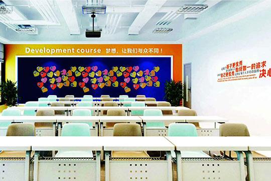 万邦教育加盟展示图