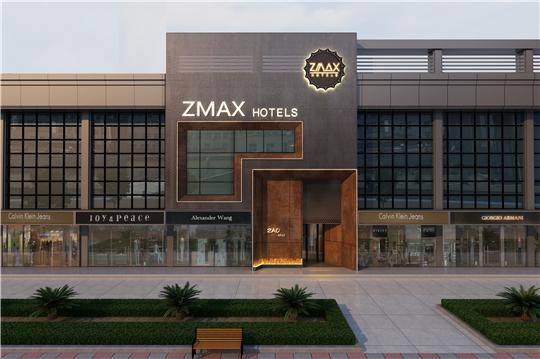 ZMAX HOTELS加盟门店图
