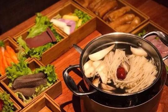 良弥一味独食小火锅加盟产品