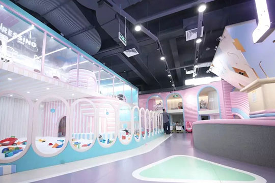 木马王国儿童乐园加盟店